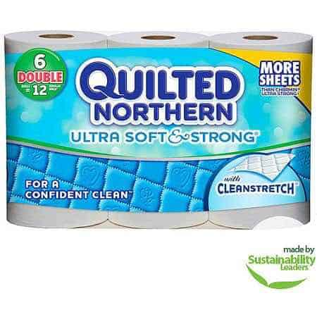 Quilted Northern Ultra Soft & Strong 6ct Double Rolls Printable Coupon