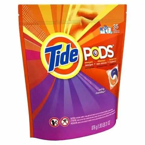 Tide PODS Printable Coupon