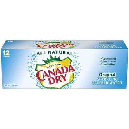 canada dry seltzer water Printable Coupon