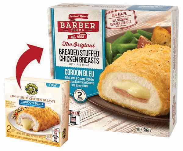 Barber Foods Original Stuffed Chicken Breasts Printable Coupon