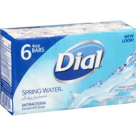 Dial Soap Bars 6ct Printable Coupon