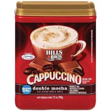 Hills Bros Cappuccino Printable Coupon