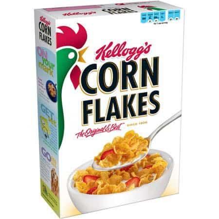 Kellogg's Corn Flakes Cereal Printable Coupon