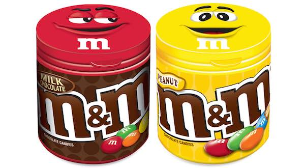 M&Ms To Go Bottles Printable Coupon