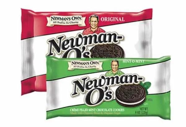 Newman's Own Newman O's Printable Coupon