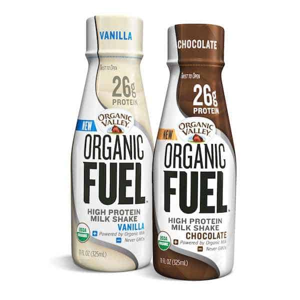 Organic Fuel Printable Coupon