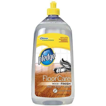 Pledge Floor Care Printable Coupon