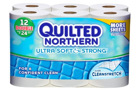 Quilted Northern 12 double