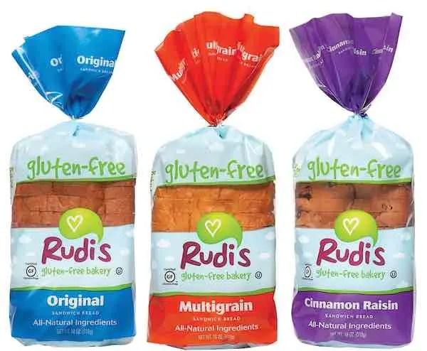 Rudi's Organic Bakery Products Printable Coupon