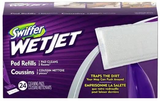 Swiffer Wet Jet Refills Printable Coupon