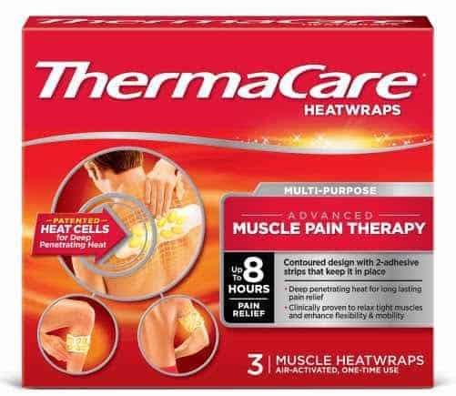 Thermacare Heat Wraps Printable Coupon