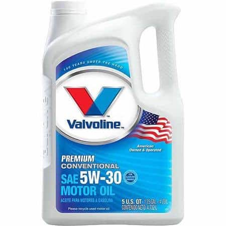 Valvoline Conventional Motor Oil Printable Coupon