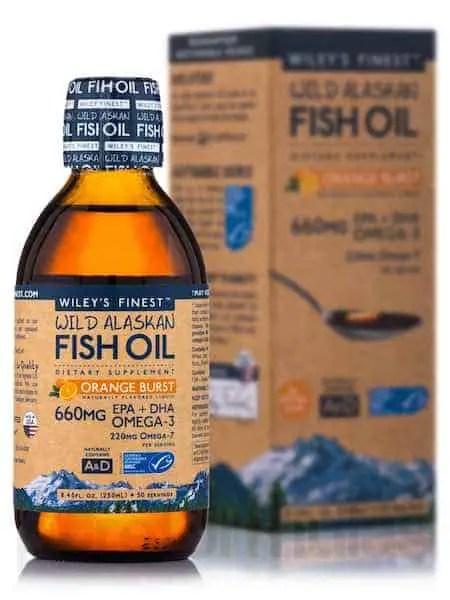 Wiley's Finest Alaskan Fish Oil Printable Coupon