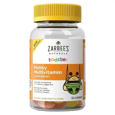 Zarbee's Natural's Honey Vitamins Printable Coupon