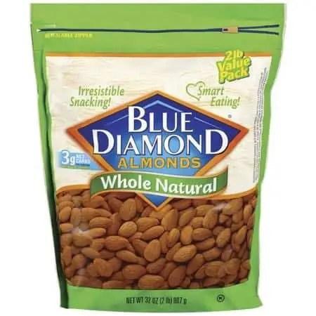 Blue Diamond Almonds 12oz Bag Printable Coupon
