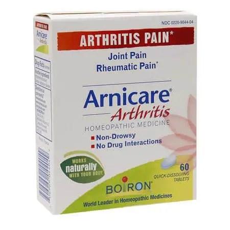 Boiron Arnicare Arthritis Printable Coupon