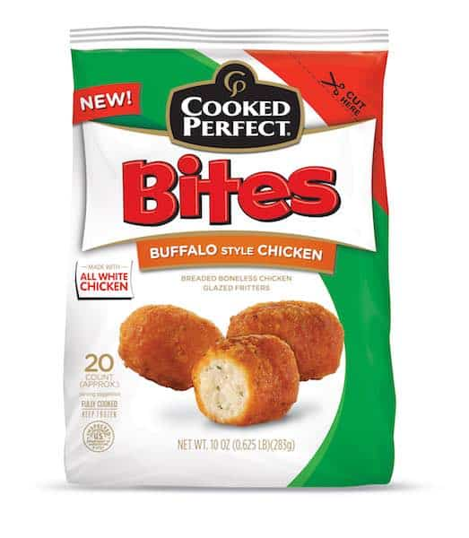 Cooked Perfect Bites Printable Coupon
