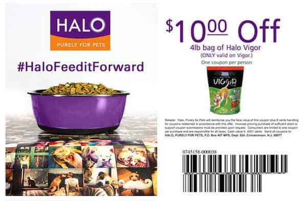 Halo Vigor Printable Coupon