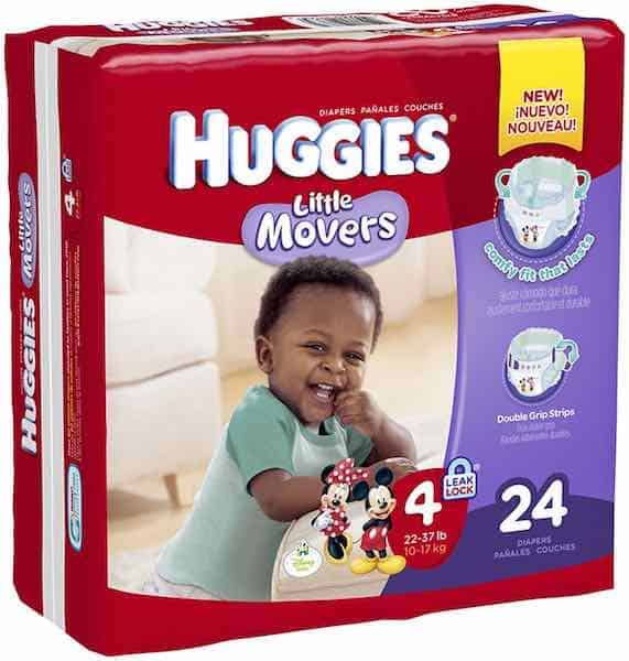 Huggies Little Movers Diapers Printable Coupon