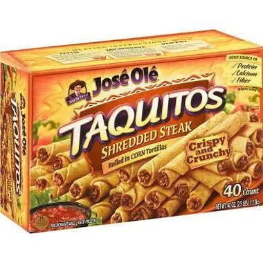 Jose Ole Taquitos Printable Coupon