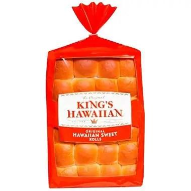 King's Hawaiian Rolls Printable Coupon
