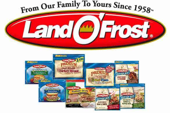 Land O Frost Products Printable Coupon