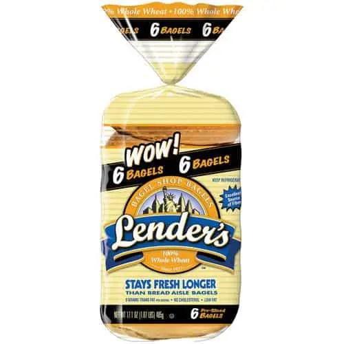 Lender's Bagels Printable Coupon