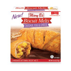 MARY B'S Biscuit Melt Item Printable Coupon