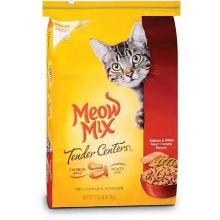 Meow Mix Dry Cat Food Printable Coupon