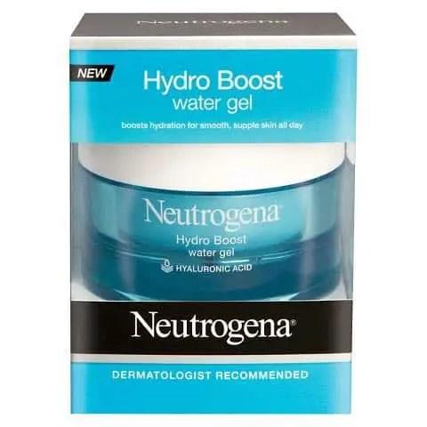 Neutrogena Hydro Boost Printable Coupon