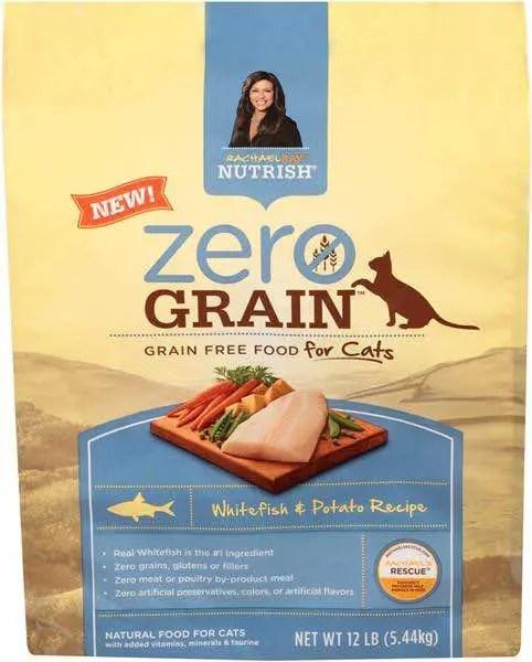 Rachael Ray Nutrish Zero Grain Cat Food Printable Coupon
