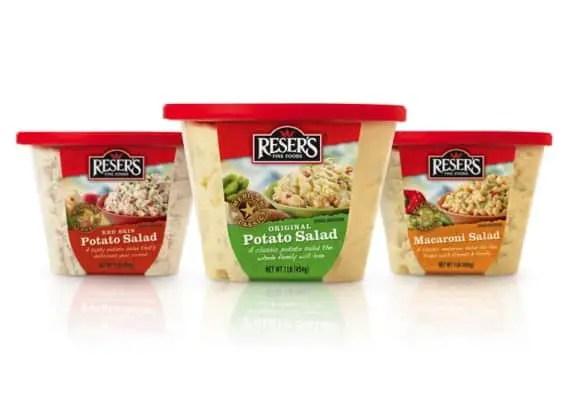 Reeser's Deli Salads Printable Coupon