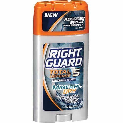 Right Guard Antiperspirant Deodorant Printable Coupon