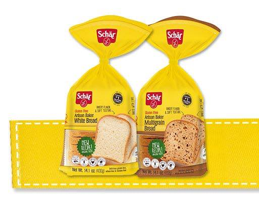 Schar Artisan Bread Printable Coupon