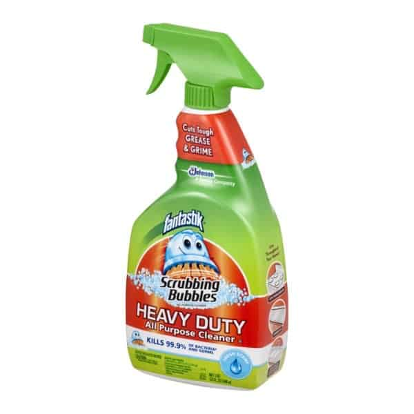 Scrubbing Bubbles All Purpose Cleaner Printable Coupon