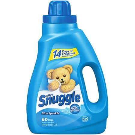 Snuggles Laundry Detergent Printable Coupon