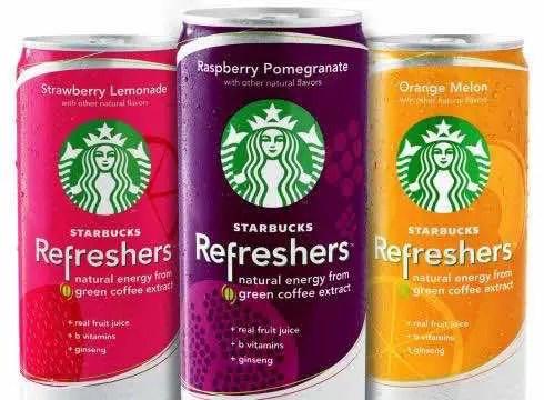 Starbucks Refreshers Printable Coupon