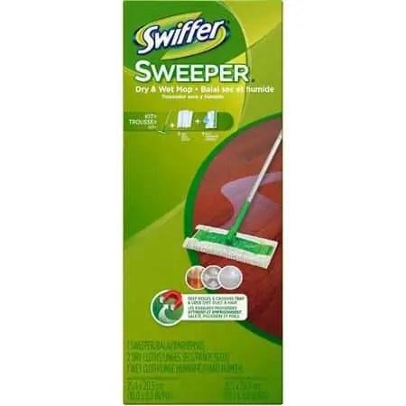 Swiffer Sweeper Starter Kit Printable Coupon