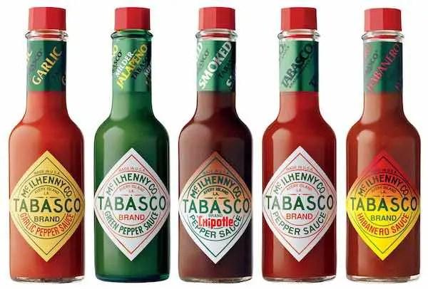 Tabasco Sauces Printable Coupon