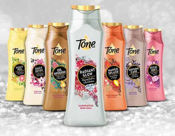 Tone Body Wash Printable Coupon