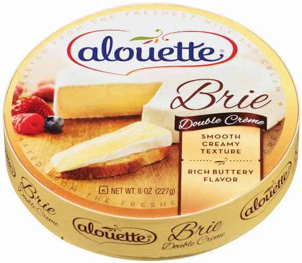 Alouette Brie Cheese Printable Coupon
