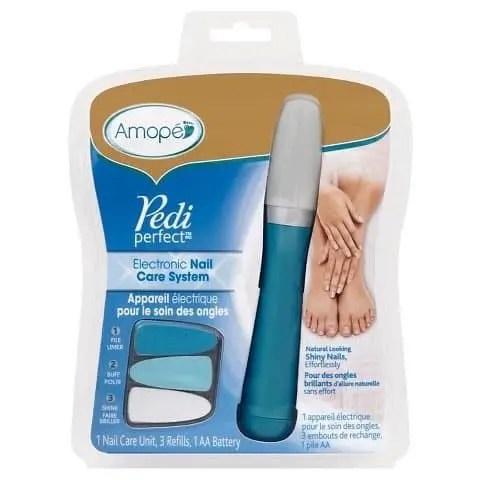 Amope Pedi Perfect Foot or Nail File Printable Coupon