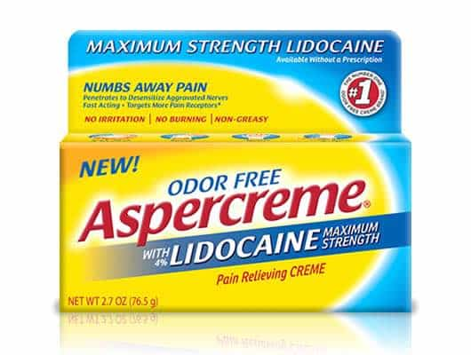 Aspercreme Printable Coupon