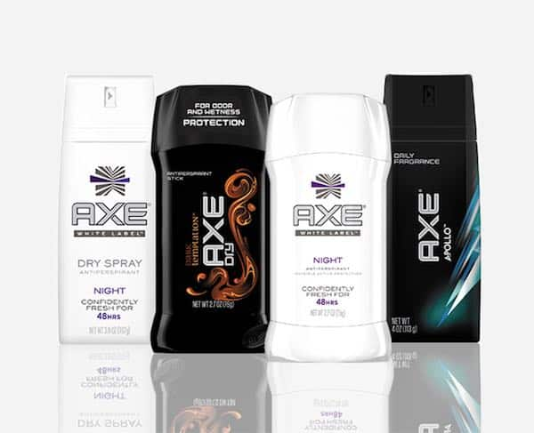 Axe Products Printable Coupon