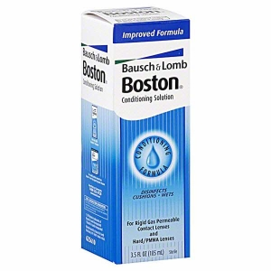 Bausch and Lomb Boston Conditioning or Cleaning Solution Printable Coupon