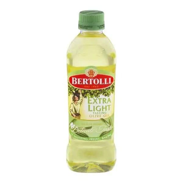 Bertolli Extra Light Tasting Olive Oil Printable Coupon