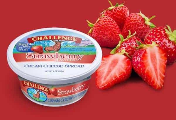 Challenge Strawberry Cream Cheese Printable Coupon