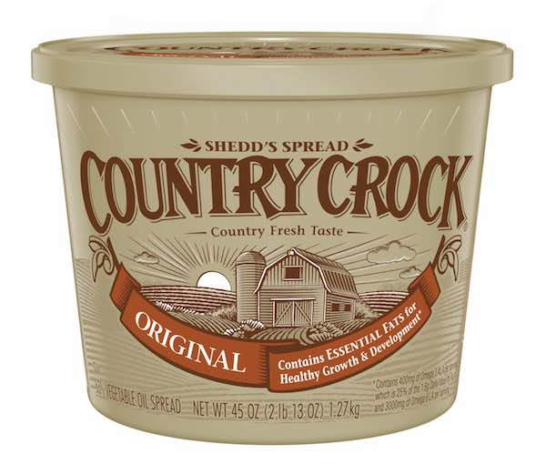 Country Crock Spread 45oz Printable Coupon