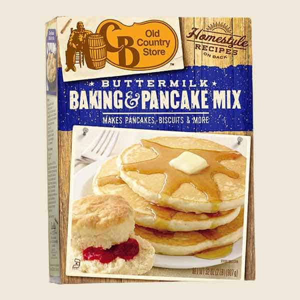 Cracker Barrel Old Country Store Baking Mix Printable Coupon