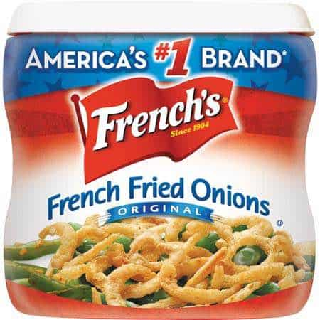French's French Fried Onions Printable Coupon